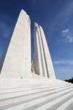 Minnesmärke av Vimy i Frankrike Fotografering för Bildbyråer