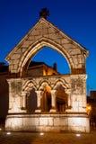 Minnesmärke de Odivelas, Portugal Arkivfoto