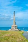 Minnesmärke för Aberystwyth stadkrig Royaltyfri Foto