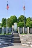 Minnesmärke för Maryland världskrig II arkivbilder