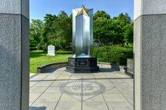 Minnesmärke för Maryland världskrig II royaltyfria bilder