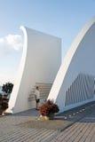 Minnesmärke för Staten ö 9/11, New York Arkivfoton