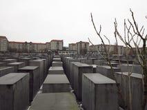 Minnesmärke i berlin, Tyskland Royaltyfria Bilder