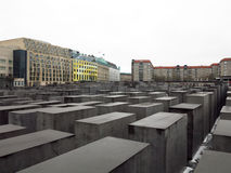 Minnesmärke i berlin, Tyskland Royaltyfri Fotografi