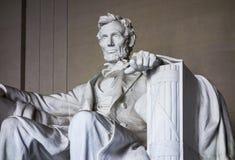 Minnesmärke till Abraham Lincoln Royaltyfri Foto