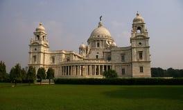 minnesmärke victoria för korridorindia kolkata Royaltyfri Foto
