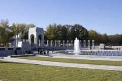 minnesmärken för springbrunnar ii kriger världen Arkivbild