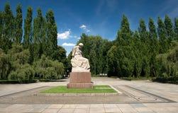 Minnesmärken av den andra världen kriger Royaltyfri Foto