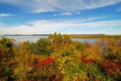 Minnesota Autumn Stock Images