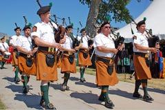 Minnesota Bag Pipers Stock Photos