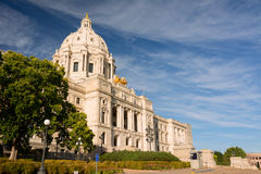 Minnesota Capital Royalty Free Stock Photography