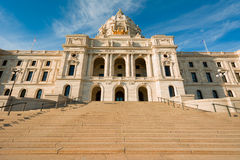 Minnesota Capital Royalty Free Stock Image