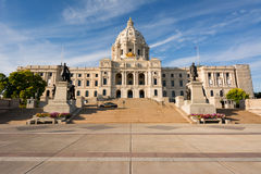 Minnesota Capital Royalty Free Stock Photos