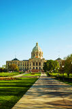Minnesota capitol building in St. Paul, MN Stock Photos