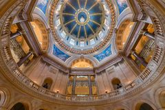 Minnesota Inner Dome Royalty Free Stock Photography