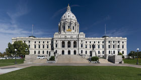 Minnesota State Capitol Building Stock Photography