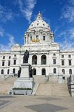 Minnesota State Capitol St Paul MN Royalty Free Stock Image