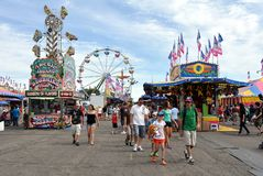 Minnesota State Fair Stock Photo