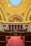 Minnesota Supreme Court. At the State Capitol at 75 Rev Dr Martin Luther King Jr Boulevard in St. Paul, Minnesota Stock Photography