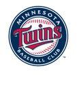 Minnesota twins logo MLB Royalty Free Stock Image