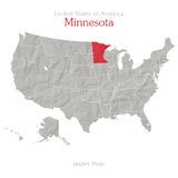 Minnesota Royalty Free Stock Image