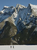 Minnewanka 4 Royalty Free Stock Photos