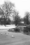 Minnewaterpark Στοκ φωτογραφία με δικαίωμα ελεύθερης χρήσης