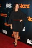 Minnie Driver. At the Starz Series Boss Season Premiere, Arclight Cinema, Hollywood, CA 10-06-11 Royalty Free Stock Photo