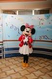 Minnie Mouse Imagenes de archivo