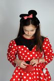 Minnie Mouse royaltyfria bilder