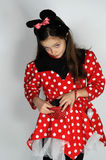 Minnie Mouse royaltyfri bild