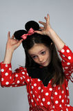 Minnie Mouse arkivbild