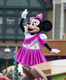 Minnie Mouse de Walt Disney Photos libres de droits