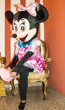 Minnie mouse Stock Photography