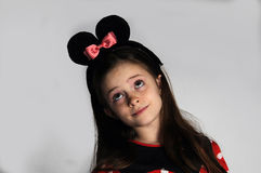 Minnie Mouse Royalty Free Stock Photography