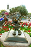 Minnie Statue Royalty Free Stock Images
