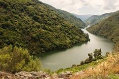 Mino dolina Zdjęcie Stock