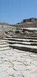 Minoan palace Royalty Free Stock Photo