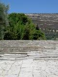 Minoan Palast Lizenzfreies Stockbild