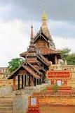 Minochantha-Pagode, Bagan Archaeological Zone, Myanmar Lizenzfreies Stockbild