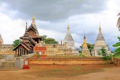 Minochantha-Pagode, Bagan Archaeological Zone, Myanmar Stockfotografie