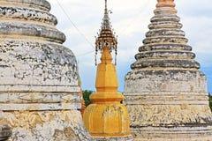Minochantha-Pagode, Bagan Archaeological Zone, Myanmar Stockbild
