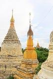 Minochantha-Pagode, Bagan Archaeological Zone, Myanmar Lizenzfreies Stockfoto