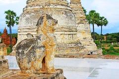 Minochantha-Pagode, Bagan Archaeological Zone, Myanmar Stockfotos