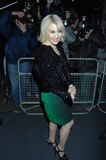 Minogue de Kylie faisant la fête à Londres 2016 Photos libres de droits