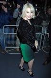 Minogue de Kylie que va de fiesta en Londres 2016 Imagen de archivo libre de regalías