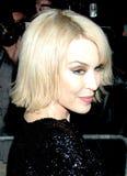 Minogue de Kylie que va de fiesta en Londres 2016 Foto de archivo libre de regalías