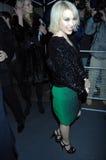 Minogue de Kylie que va de fiesta en Londres 2016 Fotos de archivo