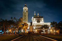 The Minor Basilica and Metropolitan Cathedral of the Immaculate Stock Photography