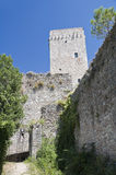 Minor Fortress. Assisi. Umbria. Stock Image